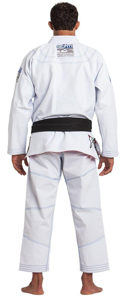 Kimono Storm T-3 Responsive Structure - Branco