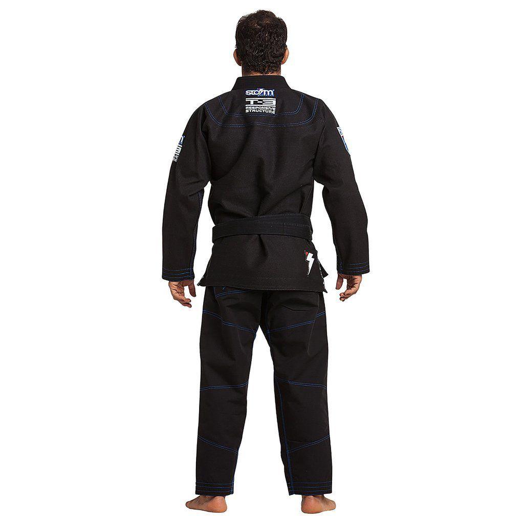 Kimono Storm T-3 Responsive Structure - Preto