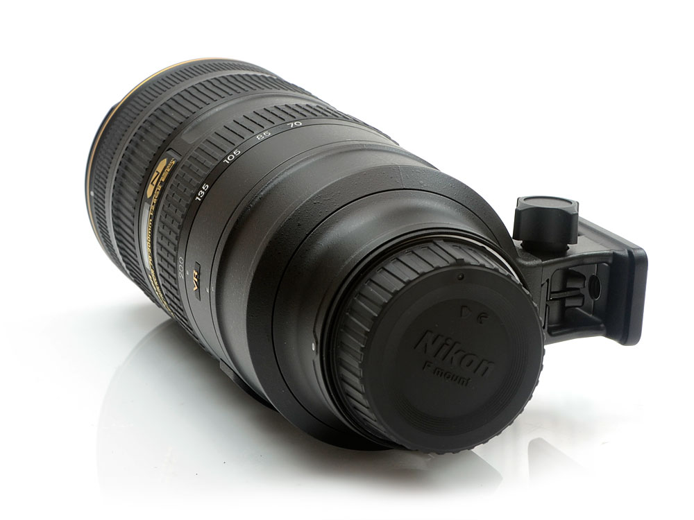 Lente Nikon AF-S Nikkor 70-200mm f/2.8G ED VR II Nano Crystal Coat
