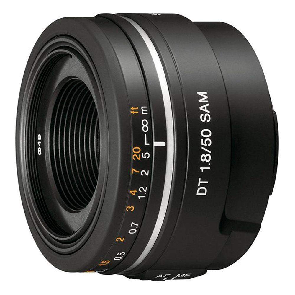 Lente Sony DT50mm F1.8 SAM SAL50F18 Full-frame