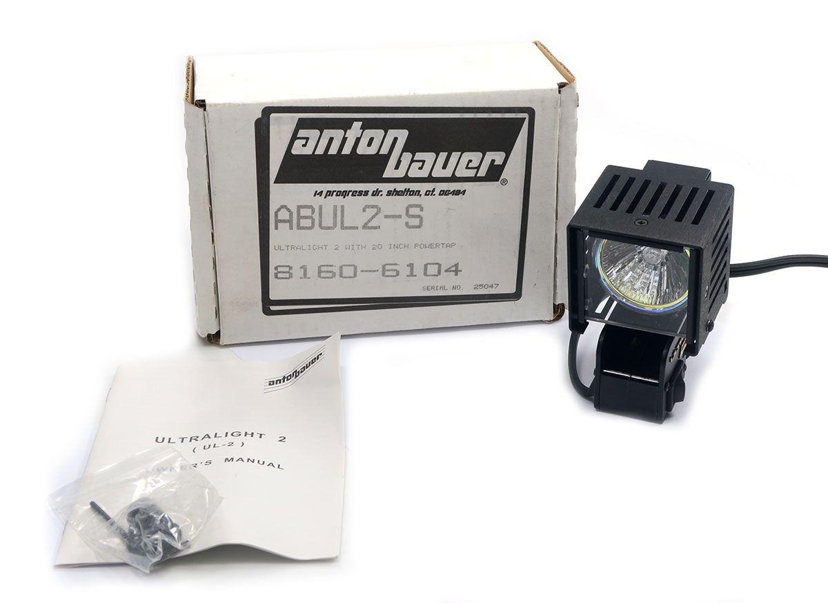 Luz de Câmera Anton Bauer Ultralight 2 ABUL2-S UL-2