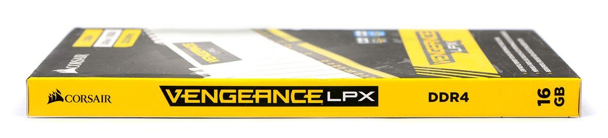 Memória Corsair Vengeance LPX 16GB DDR4 3000Mhz 2x8GB Lacrada