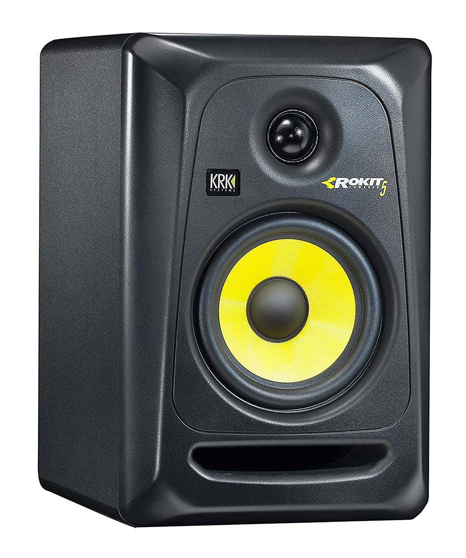 Monitor Ativo Bi-Amplificado KRK Rokit 5 G3 50W - RP5 G3