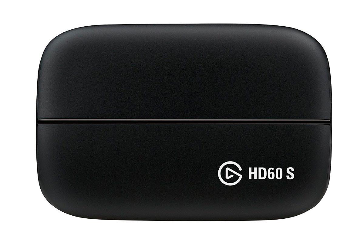 Placa Elgato Game Capture HD60S PS4 Xbox Nintendo Live Streaming 1080p 60fps