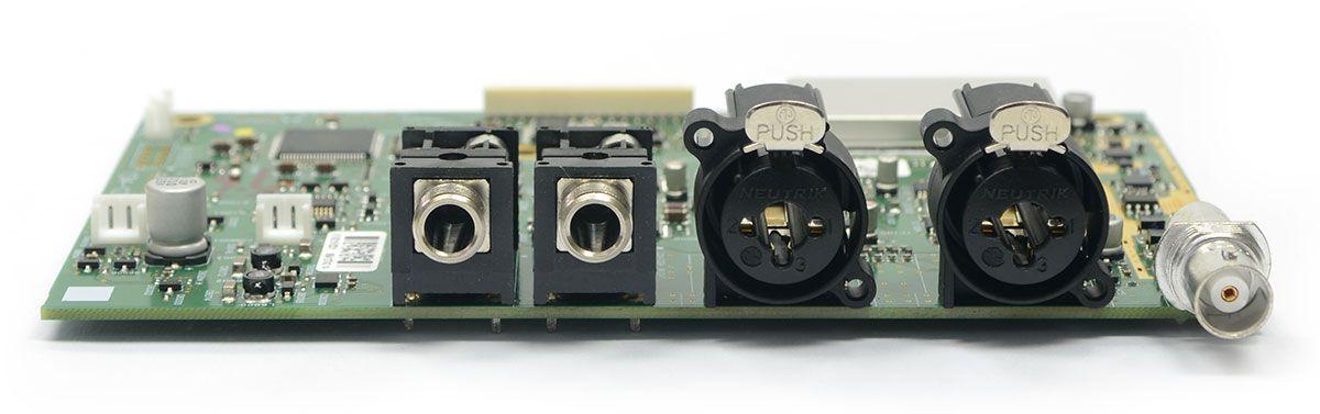 Placa Mãe P/ Transmissor Shure Psm900 P9t - Nova 200G612742