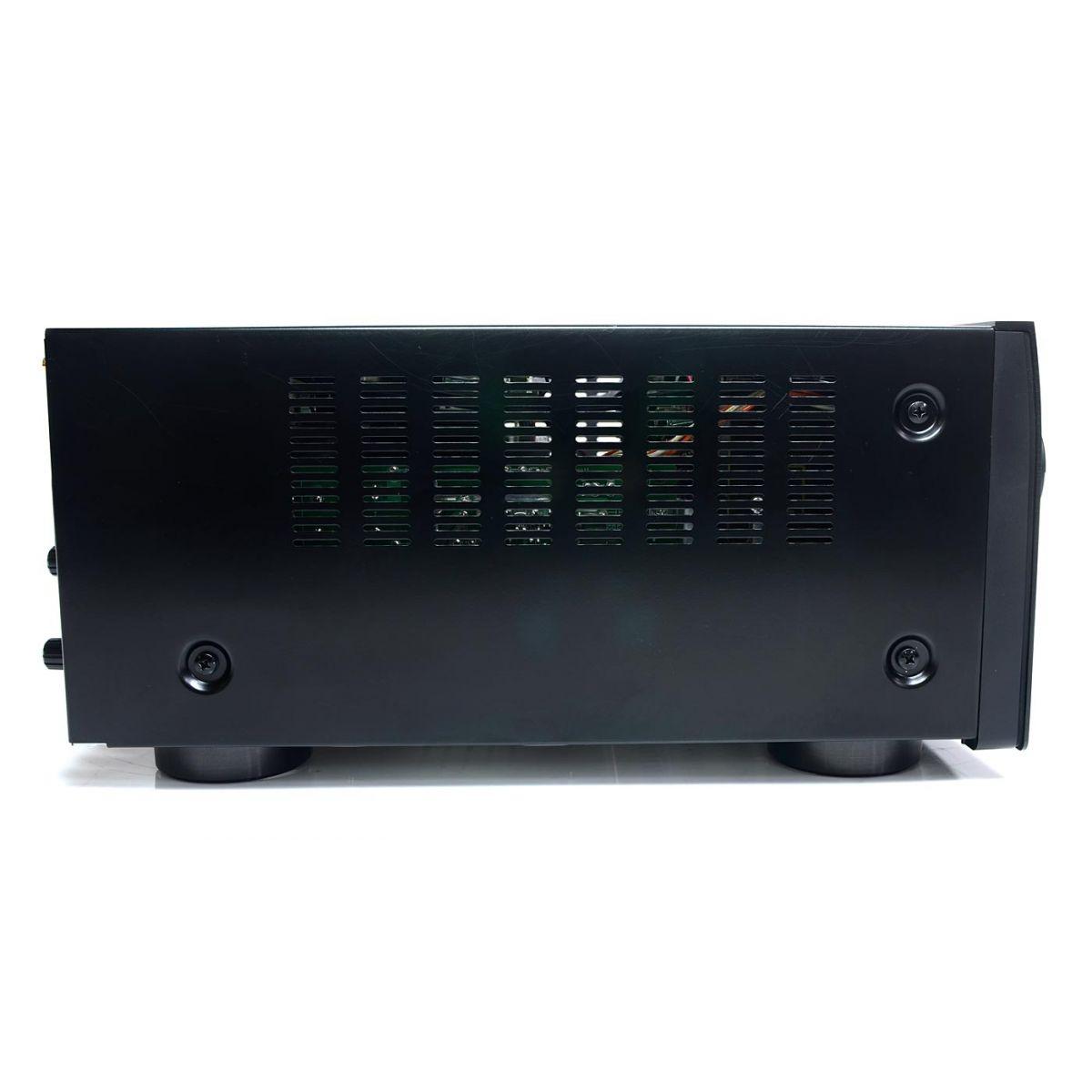 OLD - Receiver Denon AVR-X4100W 7.2 Canais 4K Ultra HD Bluetooth WiFi HDMI v2.0 USB Phono In - OLD