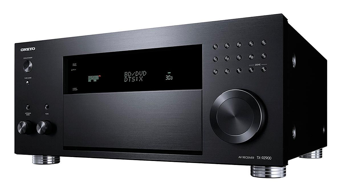 Receiver Onkyo TX-RZ900 7.2Ch THX Certified Wi-Fi Bluetooth Phono In | Transformador Toroidal