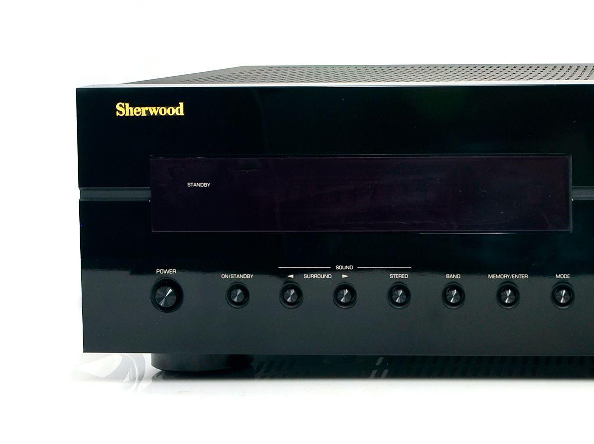 Receiver p/ Home Theater Estúdio Sherwood RD-5405  Na Caixa