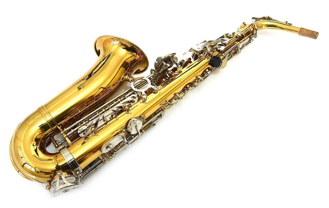 Saxofone Alto Fontai Music - Semi-Novo