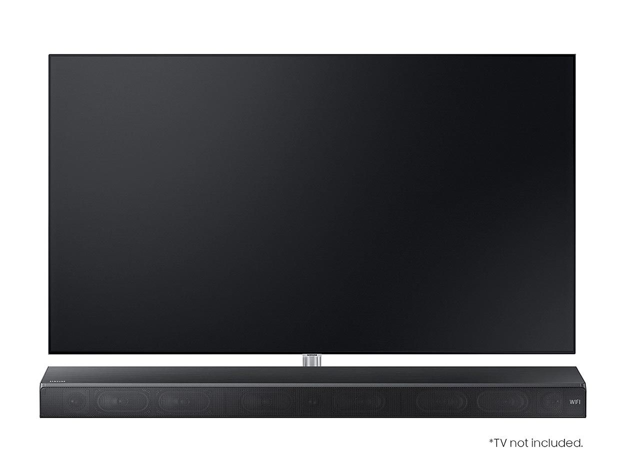Soundbar Samsung HW-MS650 4K Pass-Through WiFi Bluetooth - OUTBOX