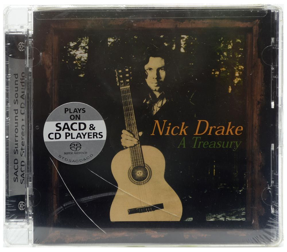 Super Audio CD SACD  Nick Drake - A Treasury - Importado - Lacrado