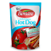 MOLHO DE TOMATE HOT DOG GOIAS VERDE BONARE 2 Kg 1 Sachê (COD. 14785)