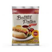 BATATA PALHA TRADICIONAL CHEF 500g 1 Pcte (COD. 19679)