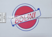 HAMBURGUER BOVINO BOLINI 90G  CX C/ 60 UNIDADES (COD. 308888)