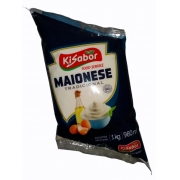 MAIONESE TRADICIONAL KISABOR 1 KG (11437)