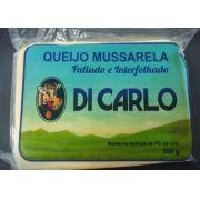 MUSSARELA FATIADA E INTERFOLHADA DICARLO 500g (COD.19633)