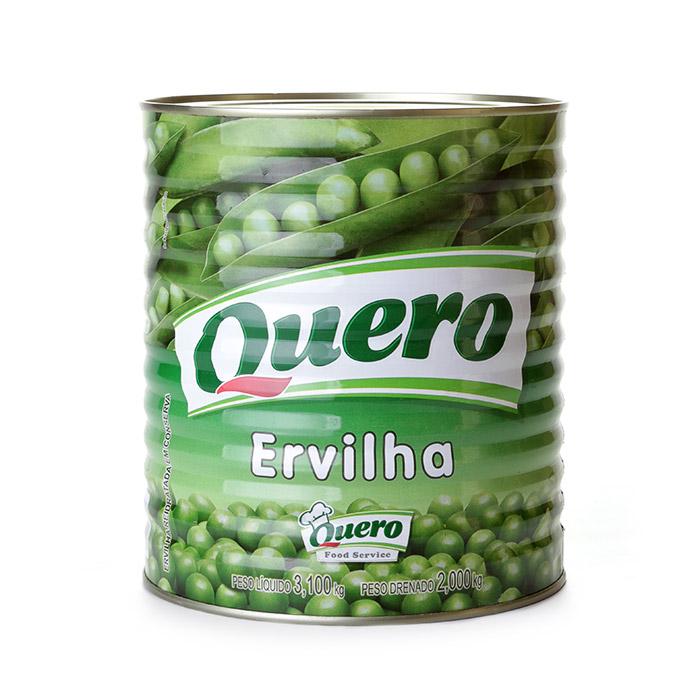 ERVILHA QUERO 2 Kg 1 Lata (COD. 587)  - Chef Distribuidora