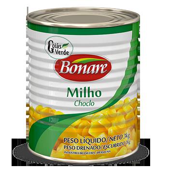 MILHO VERDE GOIAS VERDE BONARE 2 KG (14586)  - Chef Distribuidora