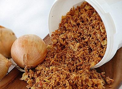 "CRISPY ONIONS ""CEBOLAS CRISPY"" 500g 1 Pcte (COD. 795)  - Chef Distribuidora"