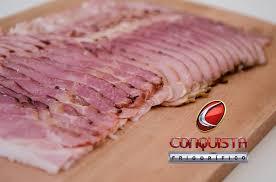 BACON DE PERNIL EM FATIAS PCT. 1.800KG (COD. 12636)  - Chef Distribuidora