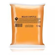 MOLHO CHIPOTLE JUNIOR  BAG 1,1 KG (CÓD. 19013)  - Chef Distribuidora
