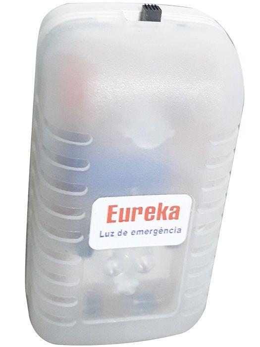 Luz de Emergência para tomadas Eureka! - LEORUJO