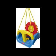 Balanço Leãozinho com cordas Fisher-Price