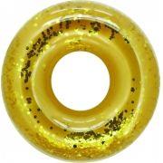 Boia Inflável Especial Circular Anel Dourado Belfix