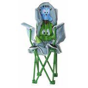 Cadeira Infantil dobrável Gatoons 65cm Mor