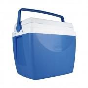 Caixa Térmica Azul 18 Litros Mor