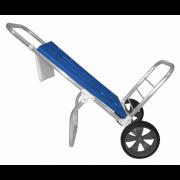 Carrinho Praia Smart Car Azul Zaka