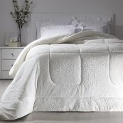 Cobertor King Branco Extra Macio Duoblanket Kacyumara