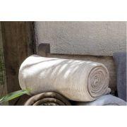 Cobertor Manta Casamara 150X220 Bege Solteiro Kacyumara