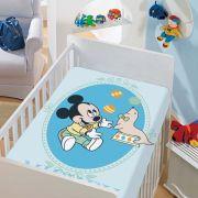 Cobertor Manta Microfibra Infantil Disney Foquinha Jolitex