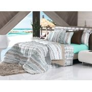 Cobreleito Solteiro 170m x 240m Caribe Soft