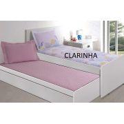 Colcha Solteiro Sleep Vida Bela 2 PC Clarinha Kacyumara