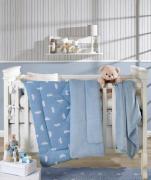 Edredom Plush/Malha Baby Bibi 1,00x1,10 cm Hedrons