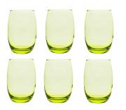 Jogo de Copos Long Drink Bellize Citrico 450ml Cisper