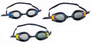 Kit 20 Óculos Natação Juvenil Pro Racer Cores Sortidas Belfix