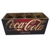 Porta Controle e Objetos Coca Cola Classic Vintage Concept