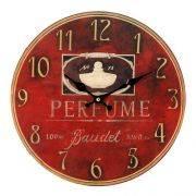 Relógio de Parede Linha Basile Perfume Mabruk