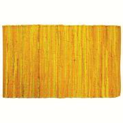 Tapete Cozinha Tyft 50x80cm Amarelo Yoi
