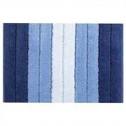 Tapete Degradê 80x50cm Azul Mor