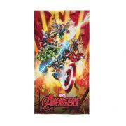 Toalha de Banho Transfer Avengers 75x140 Lepper