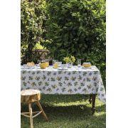 Toalha de Mesa Limões Impermeável 1,60X3,00m Kacyumara