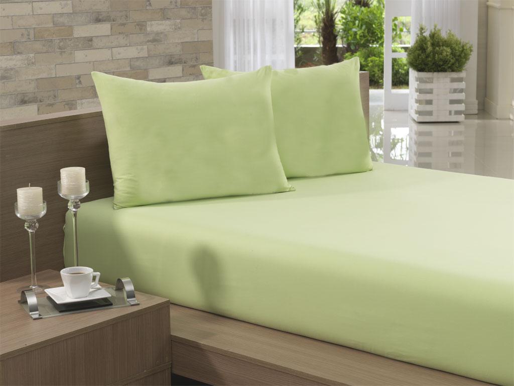 c0ff5ba0ba Lençol Avulso Kingsize Extra 280x290 Verde Claro Soft - Lojas Cerentini -  Casa Decor