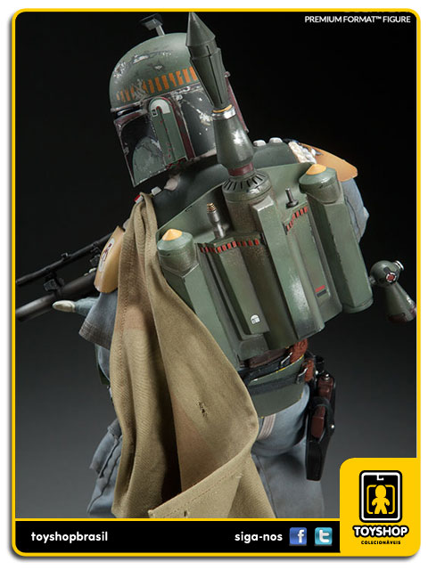 Star Wars: Boba Fett Premium Format - Sideshow Collectibles