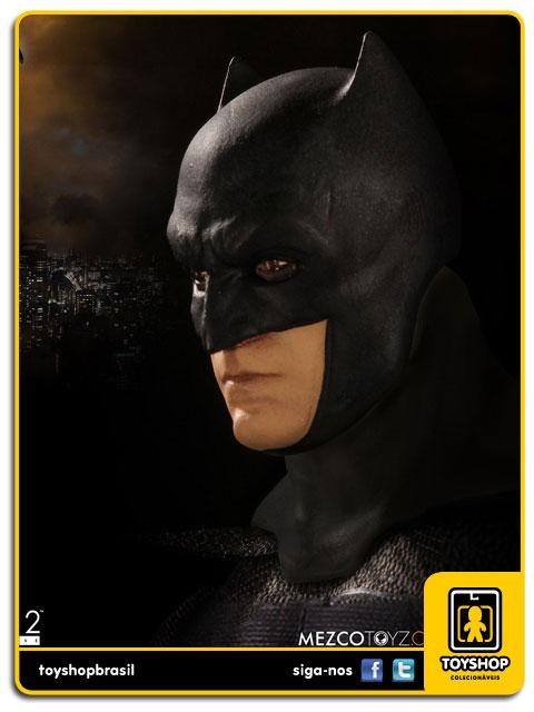 Batman V Superman Dawn of Justice: Batman  One 12 - Mezco