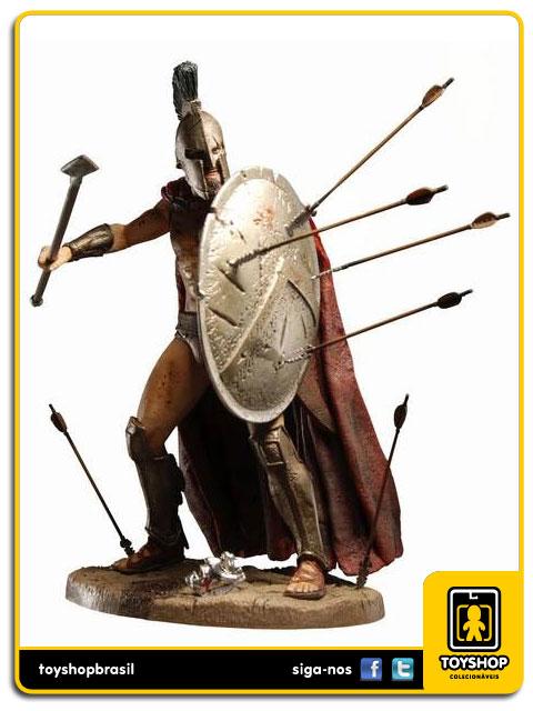 300: King Leonidas Exclusive - Neca