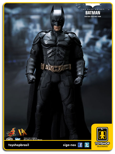 Batman The Dark Knight: Batman Dx 02 - Hot Toys